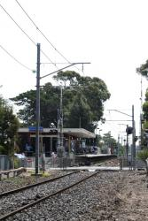 Altona station looking down