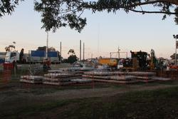 Aviation Road level crossing removal project