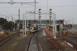 New signals at the up end