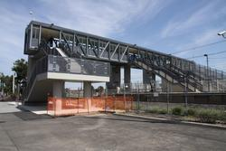 Laverton Rail Upgrade project: New concourse now open, old bridge gone