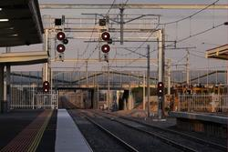 Both signals at the up end now commissioned