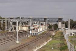 Laverton Rail Upgrade project: The station is all done, just track work to go