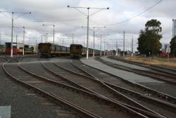 North Geelong Yard, Separation Street end