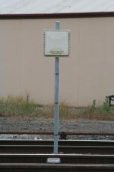 Wagon ID scanner for the grain loop at Separation Street