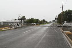 Church Street level crossing