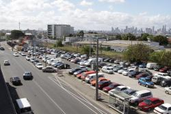 I'd presume there are better used of land beside Footscray station than massive car parks