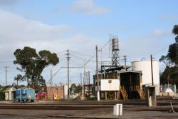 Geelong Locomotive Depot