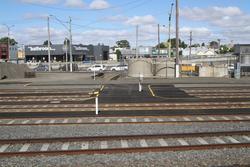 New driver pathways throughout the stabling sidings