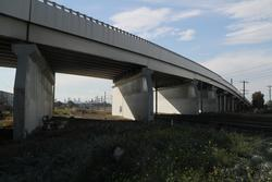 June 30, 2020 - Western side of the bridge