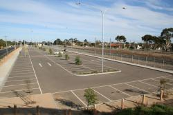 Most recent car park expansion