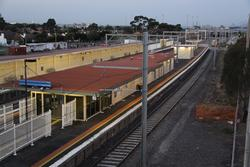 Laverton: Platform 3 now allocated to trains off the Altona branch