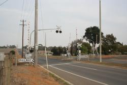Surfcoast Highway level crossing