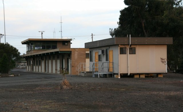 Pacific National yard offices