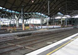 Southern Cross: Platform 9/10 almost done