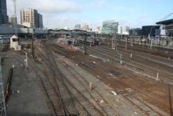 Reworking of tracks into Southern Cross completed