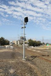 Signal WPD28 for up trains approaching Waurn Ponds