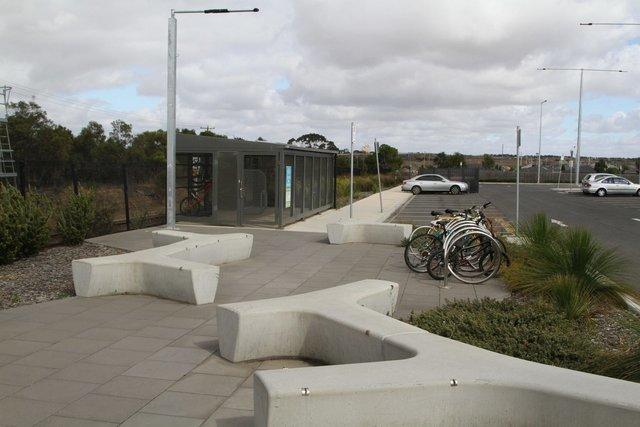 Rail Geelong Locations Waurn Ponds Station