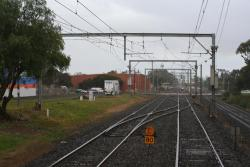 Werribee up end crossovers