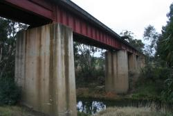 Barwon River bridge