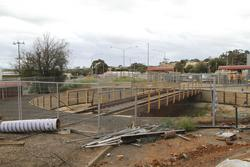 Bacchus Marsh: Turntable still in place for now