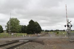 Geelong-Ballan Road still single tracked for now