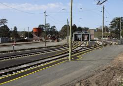 New fuel point and sidings at Ballarat East
