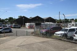 Redevelopment works underway at the Ballarat station goods shed
