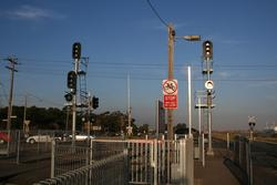 Signals 1/16 and 1/4 at the up end of Deer Park