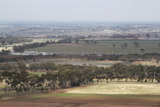 New V/Line stabling yard at Maddingley almost complete