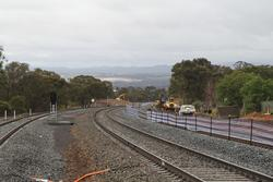 Three tracks at Kerrs Road, Maddingley