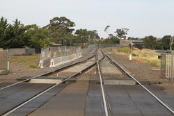 Up end of the loop at Melton