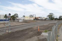 Ballarat bound tracks head downgrade at Sunshine