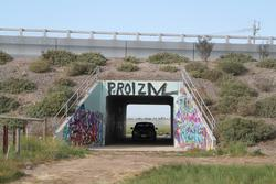 Deer Park to Tarneit: Underpass busted open at Boundary Road, Truganina