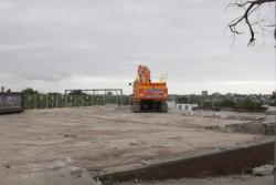 Joseph Road precinct: Demolition of the former coolstores almost complete