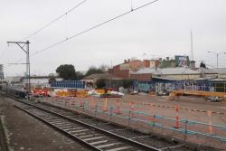 Alignment for the RRL tracks west of Victoria Street
