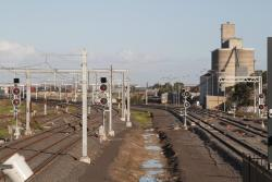 New signals in place at the up end of Sunshine