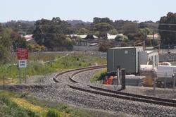 Ararat: New leg of the Ararat standard gauge triangle in place