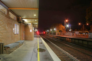 North Geelong Station