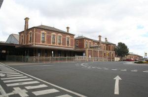 Rail Geelong Locations Geelong Station