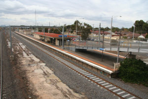 Laverton Station